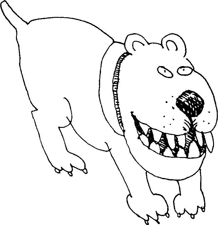 Dog Law Dog Bites Dog Owner Liability DogLawHugPugcom - 18 ferocious dogs posing beside their beware of dog signs
